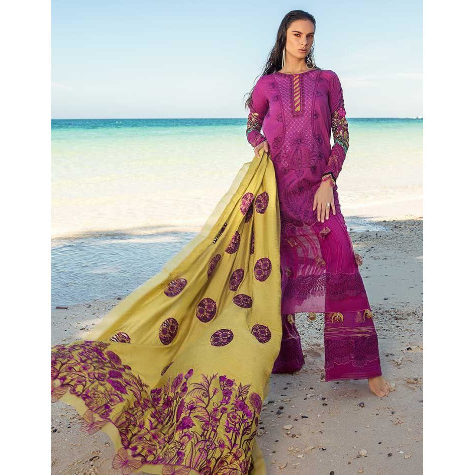 SS-108-UNSTITCHED LUXURY LAWN