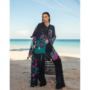 SS-109-UNSTITCHED LUXURY LAWN