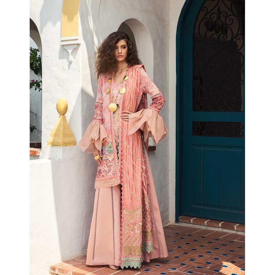 SS-110-UNSTITCHED LUXURY LAWN