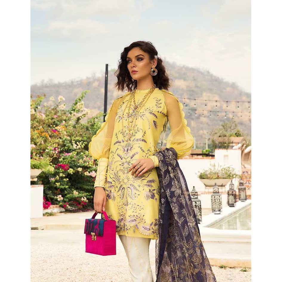 SS-112-UNSTITCHED LUXURY LAWN
