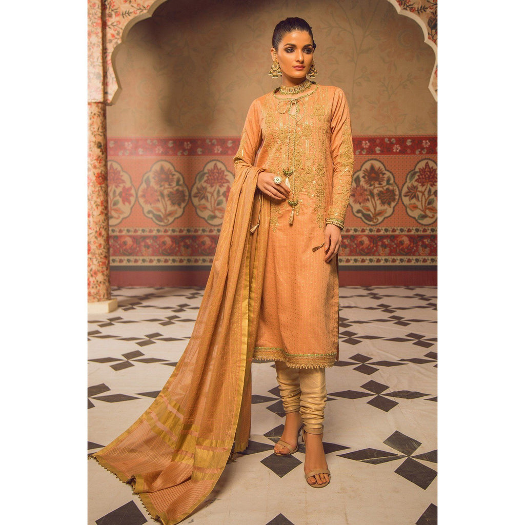 Embroidered Broshia 2-Piece SheikhInStyle