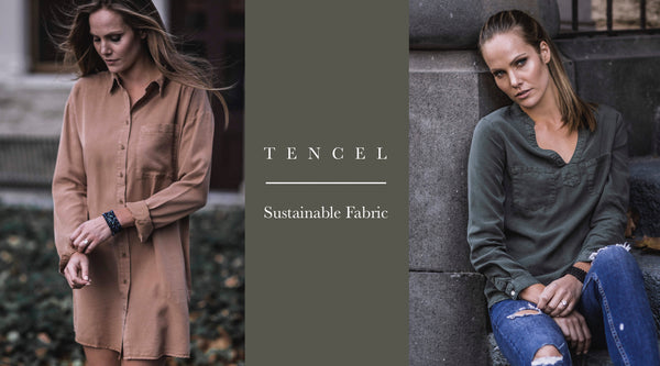 THE FUTURE OF SUSTAINABLE FABRICS - ITS JUST THE BEGINNING!