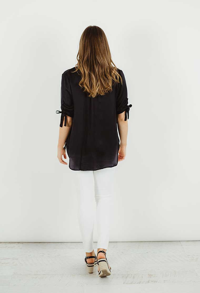 PALM BLOUSE