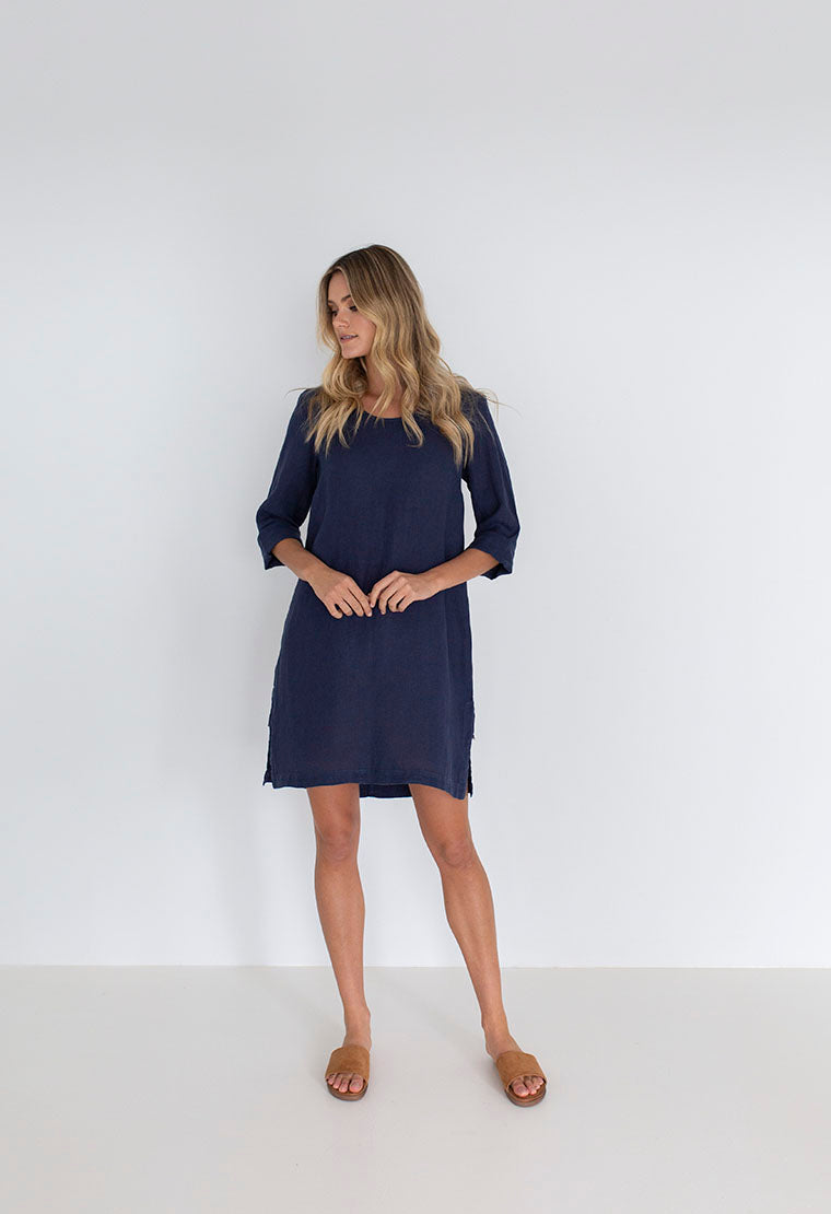 SHORE SHIFT DRESS