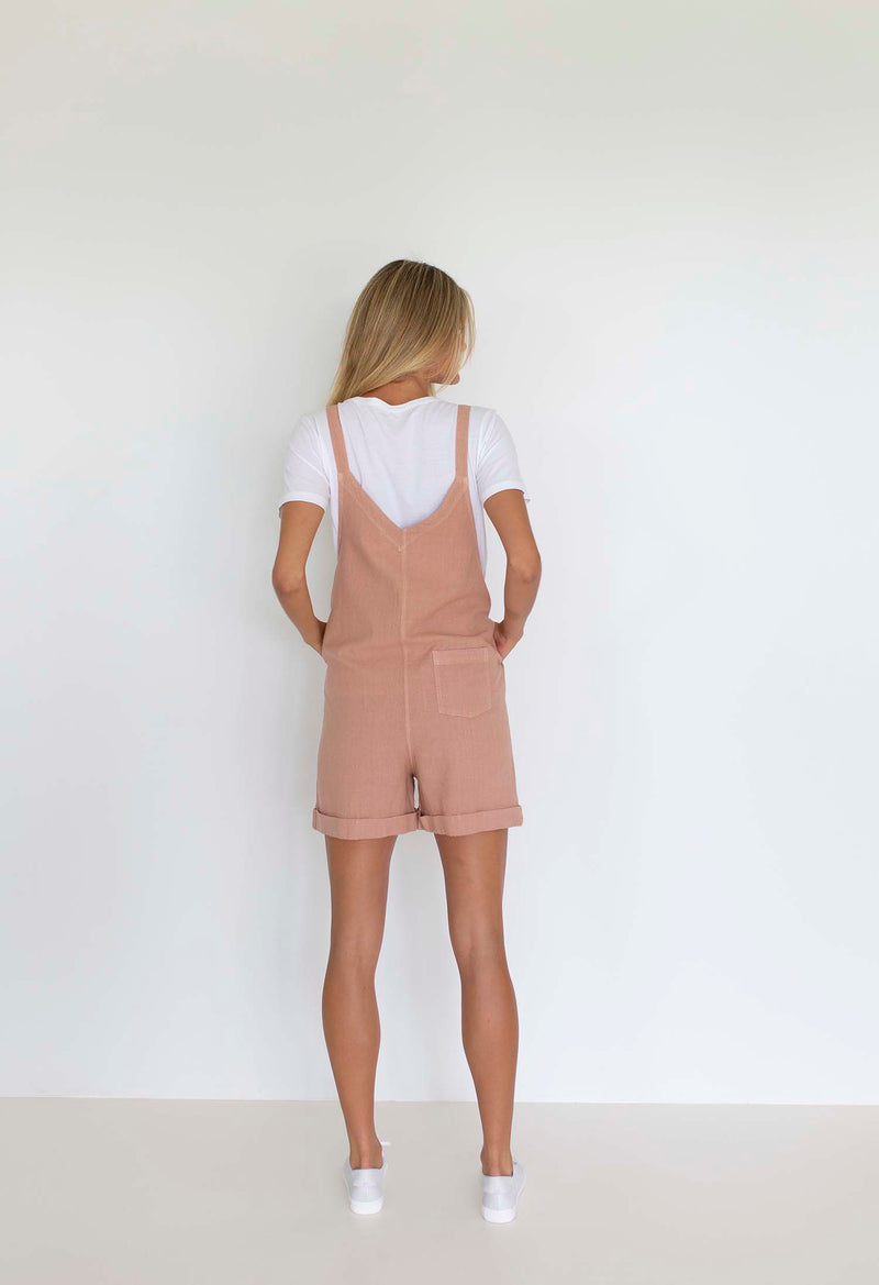 WEEKEND ROMPER - SAMPLE