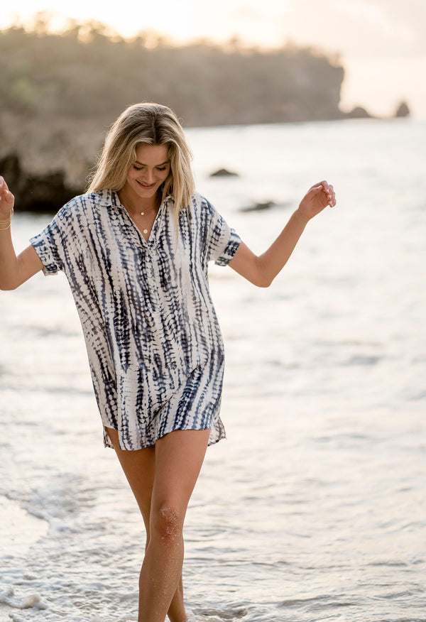 BECKIE SHIRT DRESS