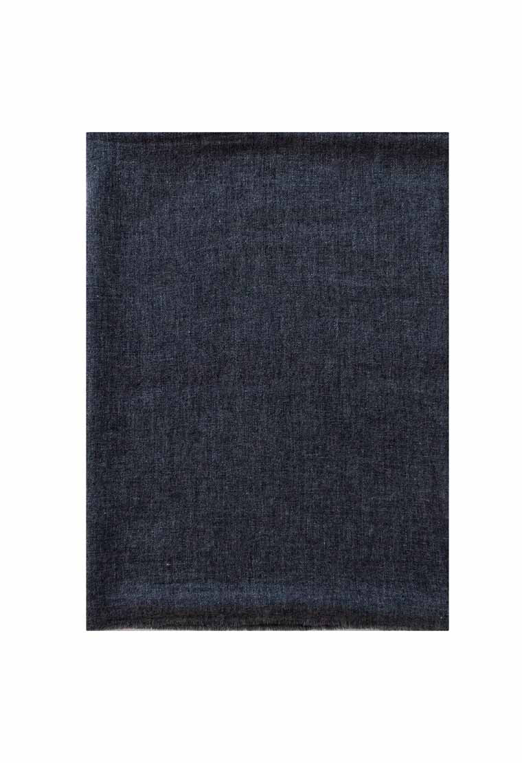 CASHMERE/WOOL SCARF