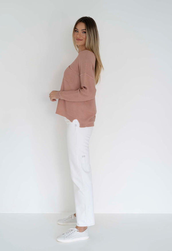 NOVAH KNIT TOP