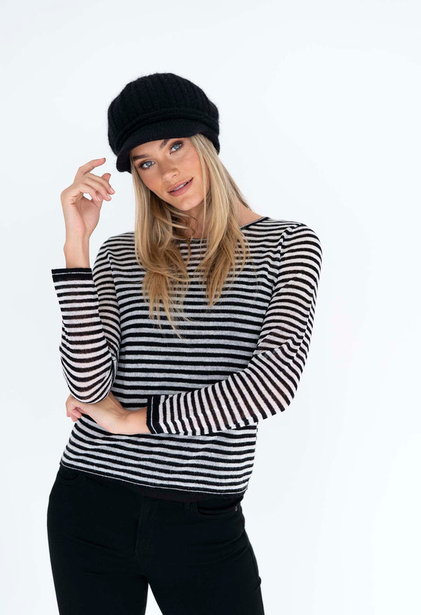 INDIE STRIPE TOP
