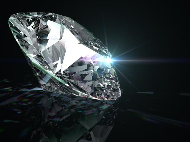 Love story about a diamond