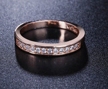 Load image into Gallery viewer, TOP QUALITY Classic Rose Gold Ring