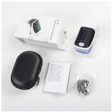 Load image into Gallery viewer, Medical Household Digital Fingertip pulse Oximeter