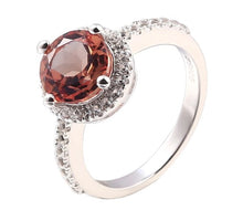 Load image into Gallery viewer, Zultanite Silver Ring Women Fashion Silver Jewelry 2.3 Carats