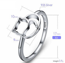 Load image into Gallery viewer, Fashion Personality Temperament Hollow Ring