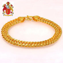 Load image into Gallery viewer, 24K Pure 999 Gold Bracelet