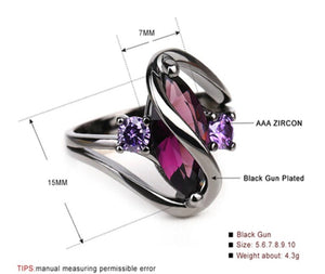 Hot Fashion Luxury Vintage Ring