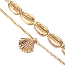 Load image into Gallery viewer, Multilayer Shell Trendy Necklace for Women