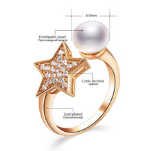 Load image into Gallery viewer, NEW LOOK Star Fashion Ring