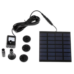 Mini Solar Submersible Water Pump