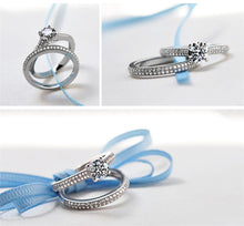 Load image into Gallery viewer, Women Wedding Ring Set