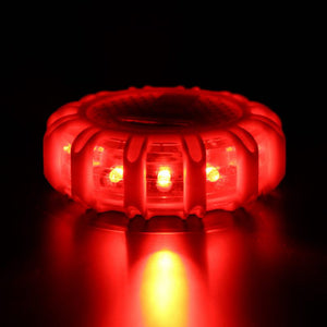 Emergency Safety Flare Red Road