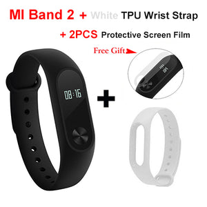 Original Xiaomi Mi Band 2 Smart Fitness Bracelet Watch Wristband