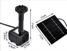 Load image into Gallery viewer, Solar Water Pump K07