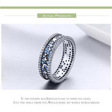 Load image into Gallery viewer, Sparkling Star Sky Wedding Cocktail Rings