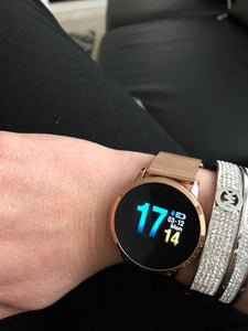 Newwear Q8 OLED Bluetooth Smart Watch