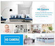 Load image into Gallery viewer, HD 1080P 2MP Home Security IP Wireless Camera