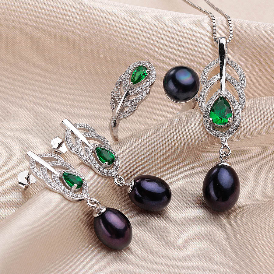 2019 Most fashionable Natural Pearl sets