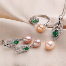 Load image into Gallery viewer, 2019 Most fashionable Natural Pearl sets