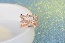 Load image into Gallery viewer, Hot Fashion Silver Multi-Layer Ring