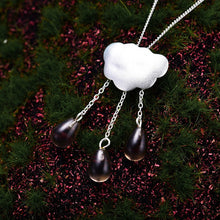 Load image into Gallery viewer, 925 Sterling Silver Natural Handmade Pendant Necklace
