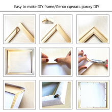 Load image into Gallery viewer, DIY Framed Oil Canvas Painting For Living Room