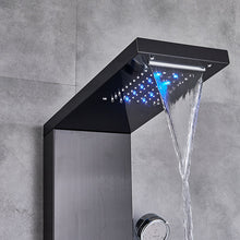 Load image into Gallery viewer, Luxury Bathroom Shower Faucet LED Shower Panel