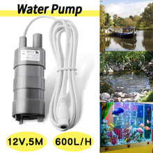 Load image into Gallery viewer, Submersible Water Pump
