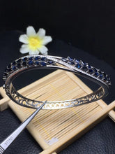 Load image into Gallery viewer, The latest design of Natural Sapphire Bracelet