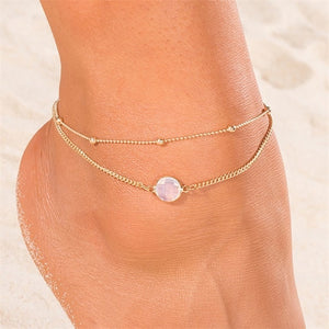 Anklet Chain Pineapple