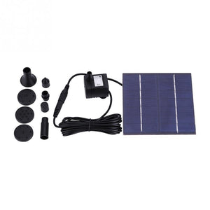 Solar Power Water Pump