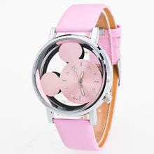 Load image into Gallery viewer, Relogio Feminino Luxo 2018 Ladies Watch With Crystals