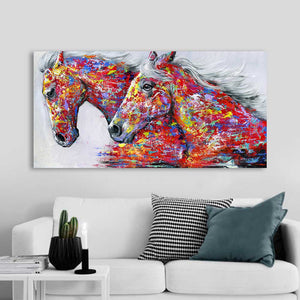 Wall Art Picture Canvas Oil Painting For Living Room