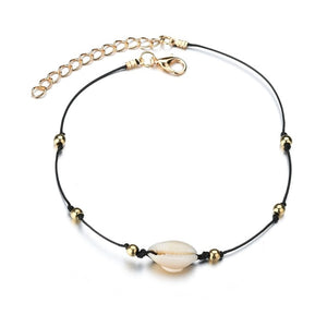 Anklets for Women shell Foot Jewelry