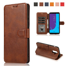 Load image into Gallery viewer, Luxury Case For Phone & Flip Wallet Card Cover