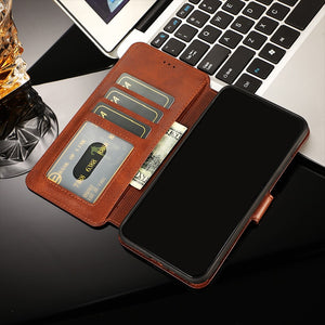 Luxury Case For Phone & Flip Wallet Card Cover