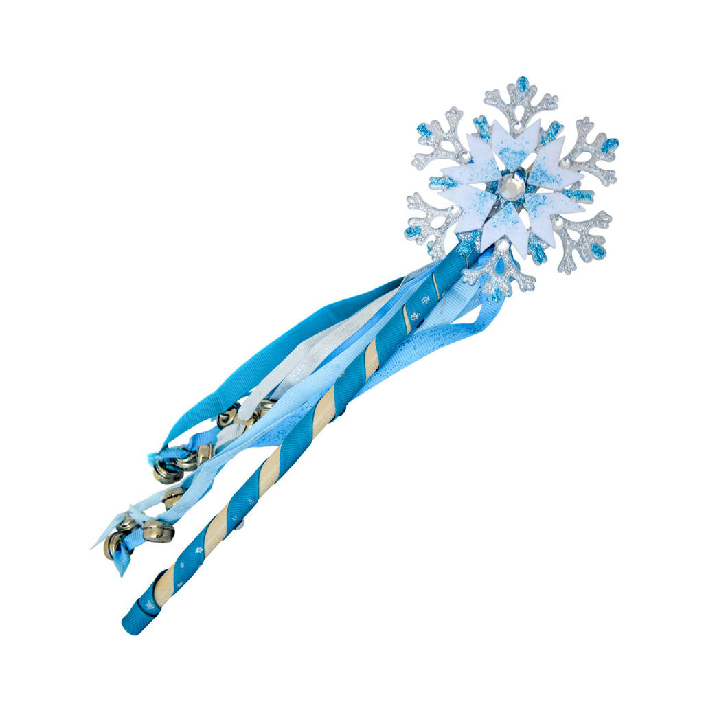 Create Your Own Snowflake Fairy Wand