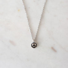 Load image into Gallery viewer, Peace Necklace