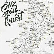 Load image into Gallery viewer, NZ Surf Quest Poster