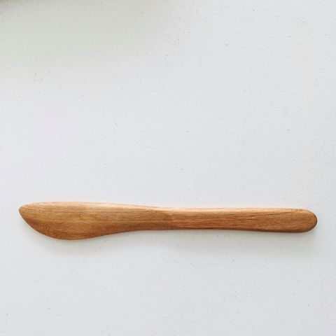 Wooden Knife Long