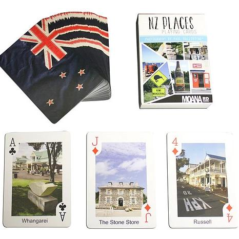 NZ Playing Cards